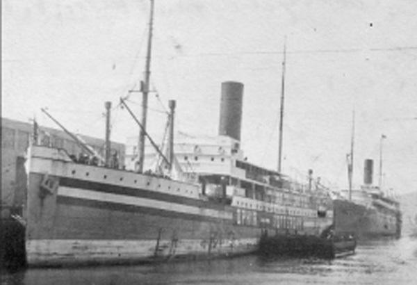 WOI: De Schepenroof maart 1918