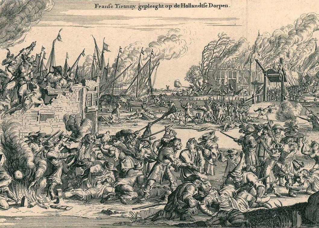Congres Rampjaar 1672