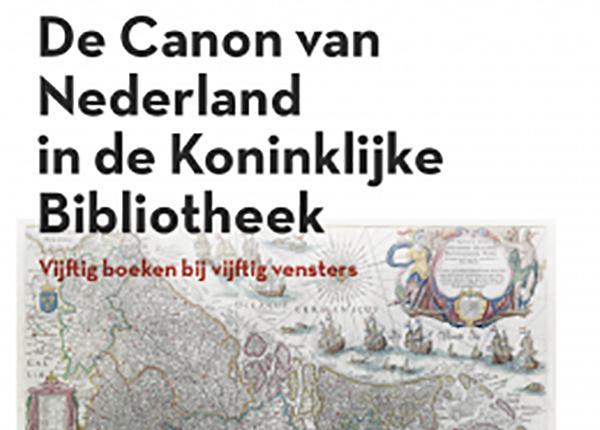 Podiumgesprek Canon van Nederland in de Koninklijke Bibliotheek