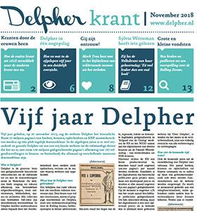 Delpher-jubileumkrant