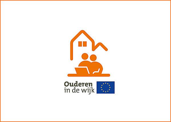 Ouderen in de Wijk logo
