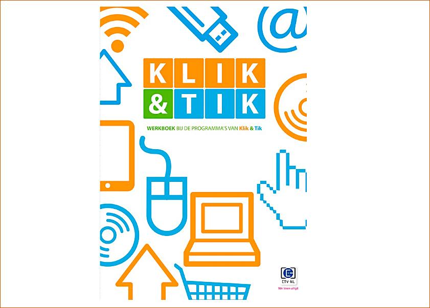 Voorkant van werkboek Klik & Tik