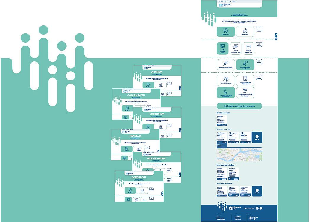 vormgeving sociaal-educatieve kaart