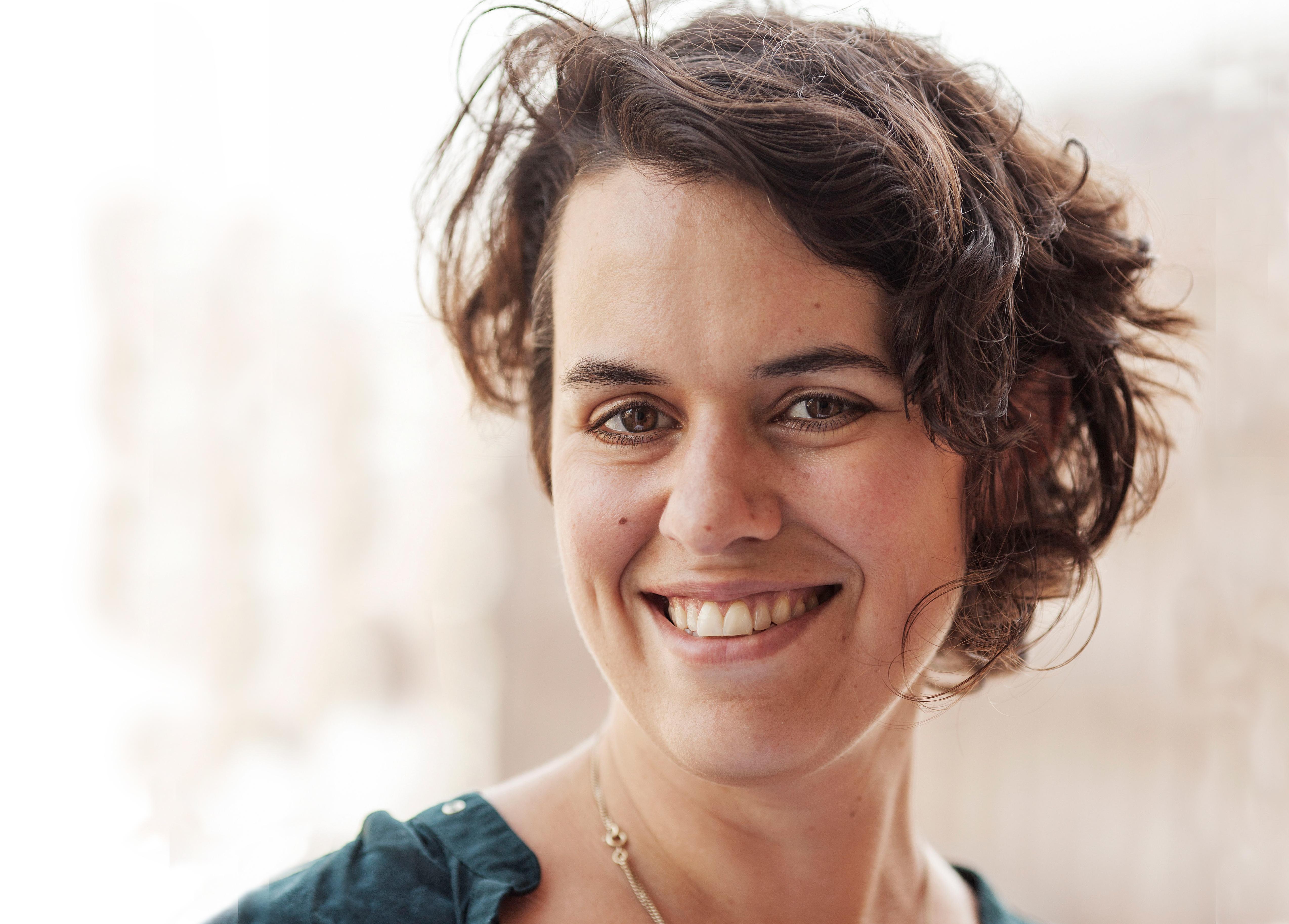 Portret Tirza de Fockert